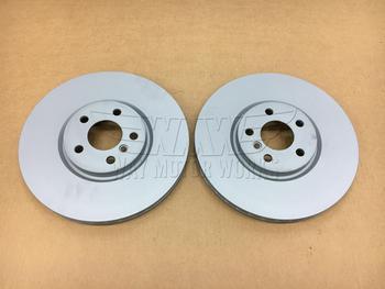 Zimmerman Brake Rotors F55 F56 F57 JCW Cooper S