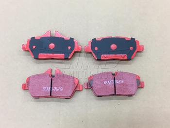 EBC Redstuff Brake Pads F55 F56 F57 Cooper Non S