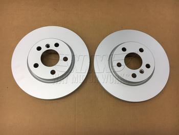 WMW Brake Rotors F55 F56 F57 Cooper S