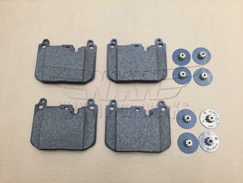 John Cooper Works Textar Brake Pads F55 F56 F57
