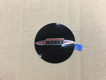 John Cooper Works Stick On Wheel Center Cap