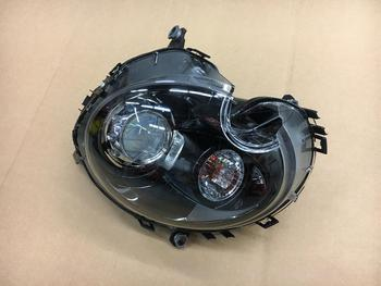 Black Bi-Xenon Headlight R55 R56 R57 R58 R59