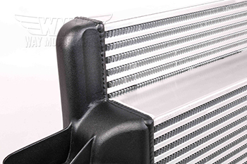 Driver end tank Forge F56 Cooper S intercooler