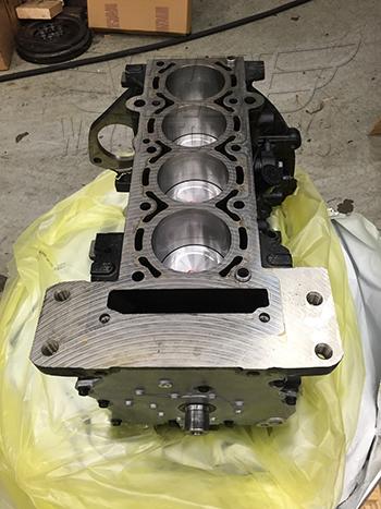 Mini Cooper Usa >> R52 R53 MINI Cooper S Short Block - Way Motor Works