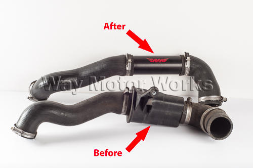 Wmw Resonator Delete Pipe R55 R56 R57 R58 R59 Way Motor
