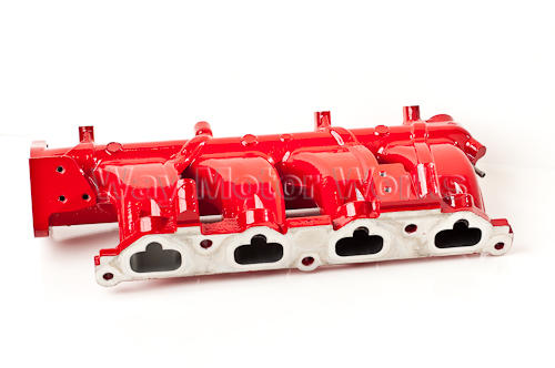 Ported And Polished Intake Manifolds Way Motor Works