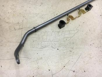 WMW F56 Sway bar with bushings and brackets and bushing stop