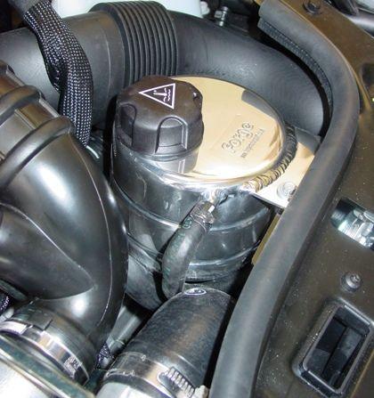 Alloy Header Tank for Mini 07 on R56 Models - Way Motor Works