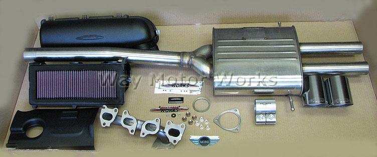 jcw john cooper works tuning kit for 2011 way motor works. Black Bedroom Furniture Sets. Home Design Ideas