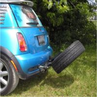 Mini Cooper Spare Tire >> Mini Fini Spare Link Tire Carrier Way Motor Works