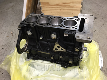 R52 R53 MINI Cooper S Short Block - Way Motor Works