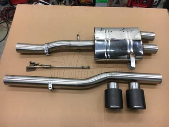quicksilver exhaust for f56 mini cooper