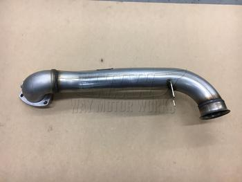 Milltek R56 Turbo MINI S Catless Downpipe