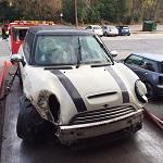 Parting 05 MINI Cooper S