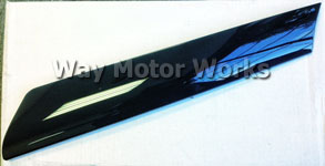 Black A Pillar Cover R55 R56 R57