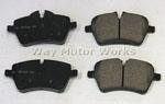 Akebono JCW Brake Pads R50 R52 R53