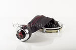 Black & Red Shift Knob and Boot