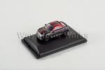 Black and Red R58 Coupe Diecast Model