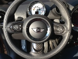 Carbon Fiber Steering Wheel Overlays