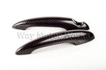 Carbon Fiber Door Handle Covers R55 R56 R57 R58 R59