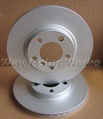WMW Paceman S R61 Brake Rotors