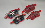 EBC Red Stuff Brake pads R50/53/52