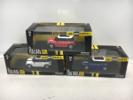 Italian Job Diecast Set 1:43
