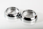 Chrome Center Vent Rings R50 R52 R53