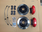 Wilwood Big Brake Kit Countryman Paceman