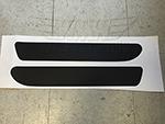 Rear Aero Bumper Decals R52 R53