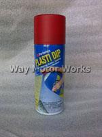 Red Spray Plasti Dip