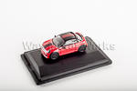 Red and Black R58 Coupe Diecast Model