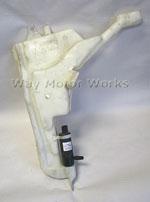Headlight Washer Tank and Pump