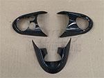 Carbon Fiber JCW Steering Wheel Trim F54 F55 F56 F57