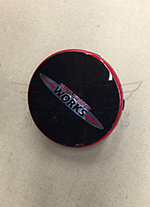 John Cooper Works Wheel Center Caps F54 F55 F56 F57 MINI