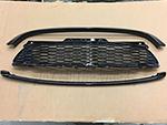 Black Grill and Trim Cooper S R55 R56 R57 R58 R59
