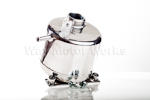 Polished Aluminum Coolant tank R53